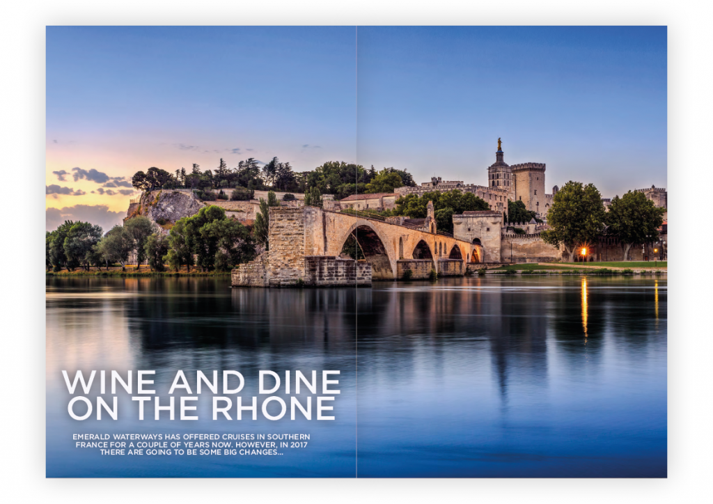 Solus Issue Three – Wine and Dine on the Rhone
